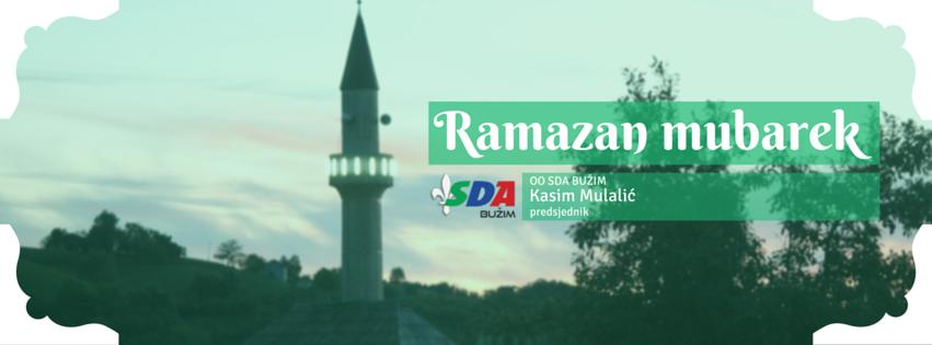 Ramazan mubarek
